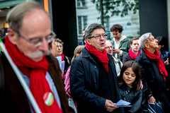 Jean Luc Mlenchon (dprezat) Tags: street people paris nikon politique internationale armistice d800 8mai commmoration jeanlucmlenchon mlenchon nikond800 partidegauche frontdegauche
