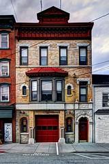 Jersey City - (Former?) firehouse, 244 Bay St (David Pirmann) Tags: newjersey jerseycity nj samsung firehouse hdr nx1100