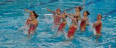 N5099049 (roel.ubels) Tags: swimming european ek alexander championships willem hoofddorp synchronised ec synchro synchronized zwemmen 2015 sincro synchroon synchroonzwemmen leneuropeansynchronisedswimmingchampionscuphaarlemmermeer2015 europeanchampionscup2015