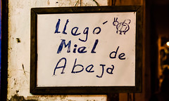lleg (Mostly Tim) Tags: propaganda bolivia honey miel werbung bolivien advertisment sucre honig
