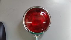 3rd Tail Light Project