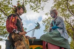 2015 Renaissance Pleasure Faire (ccmonty) Tags: california costumes people festival losangeles unitedstates outdoor fair renfaire renaissancefaire irwindale santafedamrecreationarea 2015renaissancepleasurefaire