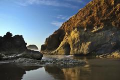 OREGON-EXPLORED (pitt6rngs) Tags: sunset beach oregon coast lunafishphotography