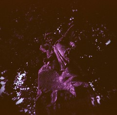 (liquidnight) Tags: autumn film broken cemetery graveyard angel oregon analog mediumformat portland wings lomo lomography purple toycamera surreal statues headstones angels mementomori pdx dreamy analogue tombstones vignetting dreamscape filmphotography pouva mtcalvarycemetery pouvastart mountcalvarycemetery lomochrome lomochromepurple lomochromepurplexr100400