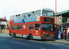M96 (Sparegang) Tags: m96 byx96v mclass mcwmetrobus m londonunited londonbuses hounslow london 1999
