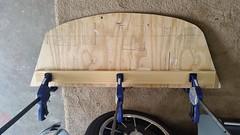 Rear Shelf Build