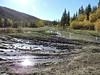 Dutch Creek wetland - quad tracks (Oldman Watershed) Tags: recreation environmentalimpact erosion trail
