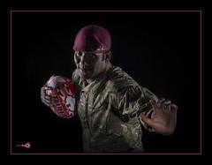 Trafalgar Cup Promo14 (manicmancphotography) Tags: sport army rugby military navy parachuteregiment sportsphotography rugbyleague promoshoot trafalgarcup britishmilitary planart1485 militarysport jamierowland manicmancphotography
