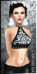 383_001 (Outcast INK) Tags: fashion mesh mandala secondlife exclusive glitterati newrelease thearcade maitreya sntch slfashion truthhair lelutka hausofdarcy wowskins insuffereabledastard