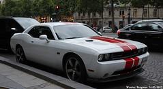 Dodge Challenger (XBXG) Tags: auto usa paris france car us automobile voiture american dodge frankrijk coupe v8 challenger coup qatar amerikaans dodgechallenger amricaine 540806