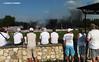 Zaglebie Sosnowiec vs. Puszcza Niepołomice 0:0 (Grober Schnitzer) Tags: poland polska pyro