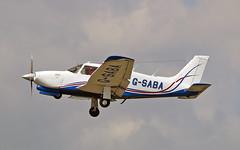 G-SABA PA-28R-201T Turbo-Arrow III (PlanecrazyUK) Tags: fly in sturgate 070615 gsaba egcv pa28r201tturboarrowiii