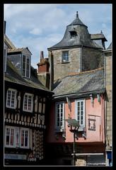 Place Saint Corentin / Saint-Corentin place - Quimper (christian_lemale) Tags: house france architecture nikon brittany bretagne maison halftimbered kemper quimper colombages pansdebois d7100