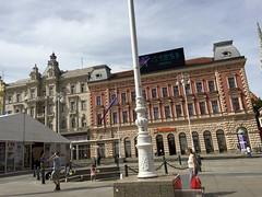 Ban Jelai Square (ilamya) Tags: square croatia zagreb plac trgbanajelaia jelai banjelaisquare