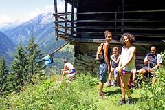 The Rear Guards (Fozzman) Tags: summer vacations 2016 zillertal ziller valley alps alpen