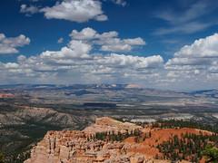 Bryce Canyon, Utah (Fizzik.LJ) Tags: brycecanyon utah landscape usa spring ut clouds