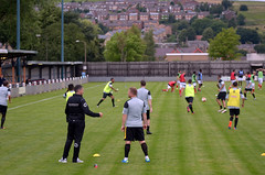 New Mills 1-5 Hyde United (KickOffMedia) Tags: atmosphere ball club cheshire defender draw england football fc fans fields derbyshire goal game ground goalkeeper grassroots kick kickoff keeper linesman loss league match midfielder manchester manager north manchesterfootball nonleague mills net northern nwcfl new pitch post play player points park premier penalty referee score sport soccer stadium spectator skill stand shoot striker senior shot stadia sports staff supporters tackle throw terrace hyde united