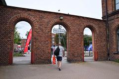 Ystad central station (Maria Eklind) Tags: city se skne sweden sverige ystad skneln ystadkommun