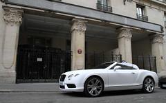 Bentley Continental GT. (Tom Daem) Tags: continental gt bentley