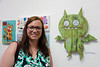 2016-07-09 - Uglycon 2016-4 (www.bazpics.com) Tags: california david giant robot us losangeles los unitedstates angeles uglydoll sawtelle uglydolls 2016 horvath uglycon