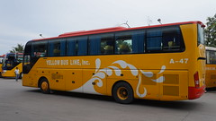Yellow Bus Line A-47 (rey22 Photography) Tags: yellow mindanao yutong philbes