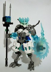 Karitha (Gringat) Tags: undead bionicle protector skullspider