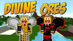 Divine Ores Mod (MinhStyle) Tags: game video games gaming online minecraft