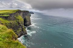 Cliffs of Moher (Ricardo Martinez Fotografia) Tags: ireland storm weather nikon europa cliffs tormenta moher irlanda acantilados riscos d810 ricardomartinez