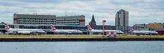 BA CityFlyer - Embraer ERJ-190SR  G-LCYS  London City Airport (paulstevenchalmers) Tags: ba cityflyer embraer london londoncity lcy airport