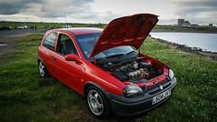 Corsa B SRi (David Kedens) Tags: vauxhall corsasport vauxhallcorsabsri corsab compomotive compomotivemo5 stevenstonpoint