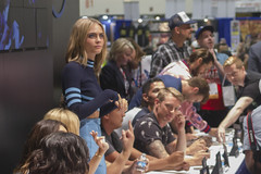 Cara Delevingne SDCC 2016 (TeamNovak) Tags: sandiego comiccon sdcc 2016 cosplay popculture event convention celebrity comics movies movieprops collectibles fun karenfukuhara joelkinneman jaredleto willsmith violadavis margorobbie caradelevingne