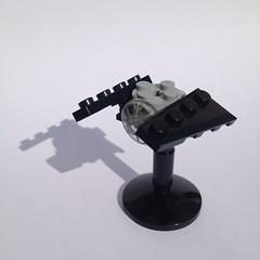 Mini TIE Striker B (FxanderW) Tags: lego starwars rogueone r1 moc custom micro mini scale tiestriker