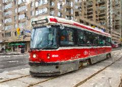 Streetcar (twelve22photography) Tags: toronto streetcar ttc