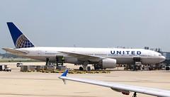 N793UA United Airlines Boeing 777-222ER (klimchuk) Tags: ual b772 n793ua