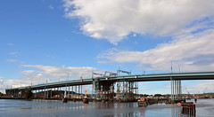Bridge, Gtalvsbron, Gteborg, Sweden (Petter Thorden) Tags: gteborg sweden waterfront bridge