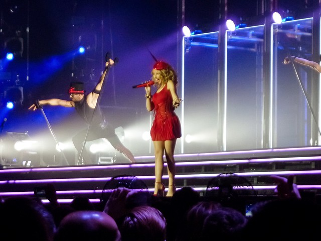 Kylie Minogue - Kiss Me Once Tour - Bercy, Paris (2014)
