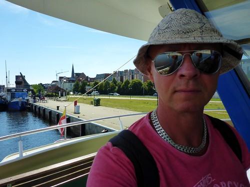 Hafenrundfahrt in Rostock