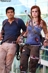 IMG_5005 (willdleeesq) Tags: comiccon comiccon2016 sdcc sdcc2016 sandiegocomiccon sandiegocomiccon2016 cosplay cosplayer cosplayers sandiegoconventioncenter laracroft nathandrake tombraider uncharted