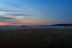 House on the field of mist (J. Pelz) Tags: night landscape nature mist gotland fog canon mood sweden field