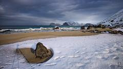 Unattended landscape (vandrende) Tags: lofoten myrland nor nordland landscape landskap norge norvege norway paysage