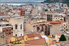 cagliari (heavenuphere) Tags: cagliari sardegna sardinia sardinie italia italy europe island city view cityscape architecture building 24105mm