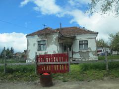 Neglected old house, Sjenica, Serbia (Paul McClure DC) Tags: serbia srbija zlatibor sjenica balkans may2016 peter historic architecture