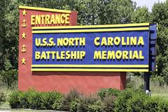 USS North Carolina Battleship Memiorial (dcnelson1898) Tags: travel vacation southeast usa unitedstates wilmington northcarolina ussnorthcarolina bb55 battleship worldwar2 usnavy militaryhistory museum ship