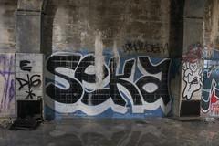 Seka (NJphotograffer) Tags: graffiti graff pennsylvania pa philadelphia philly abandoned building urban explore seka