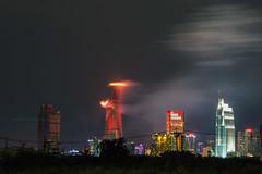 Feu d'artifice - 40 ans de la Libération de Saigon - Fin de la guerre du Vietnam