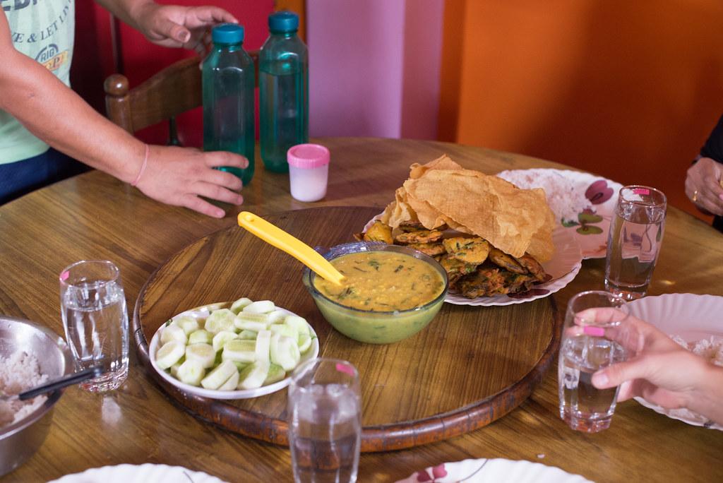 Manipuri dinner