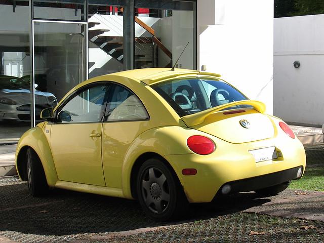 vw volkswagen 2000 beetle 20 escarabajo newbeetle