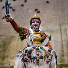 108 Prayers for Kathmandu - Day 20 (L I C H T B I L D E R) Tags: nepal square temple earthquake outdoor stupa pray buddhism tribute hinduism durbar 2015 bodhnath bodhnathstupa earthquake2015 tributetonepal 108prayersforkathmandu