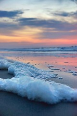Sunrise on Isle of Palms, South Carolina (czwilson18) Tags: beach beautiful sunrise southcarolina charleston isleofpalms