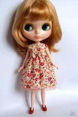 Blythe dress